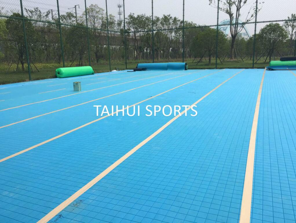 Football Artificial Turf Crosslinked Foam Sheets With Polyethylene Foam Of 50 Density 10-30 Mm thickness