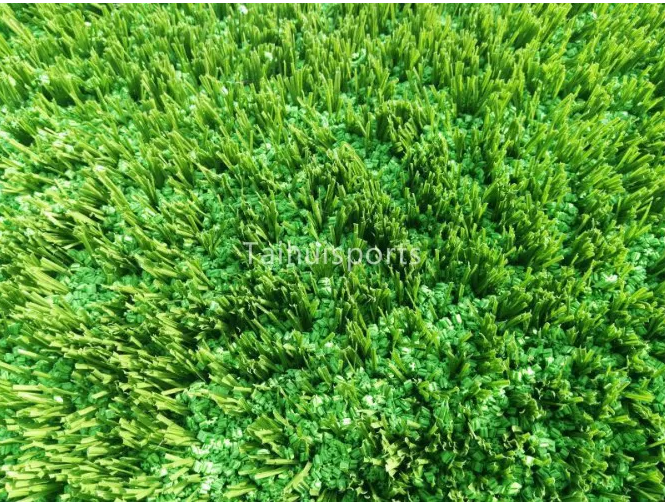 Low Bulk Density Recyclable SEBS Green Synthetic Turf Infill High Grade Indoor&Outdoor Soccer Sp
