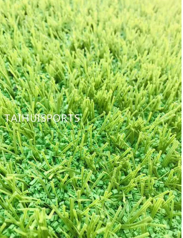 TPE Rubber artificial Synthetic Turf Infill Granule For Football Turf Pitch UVA UVB Testing At Food Safe Level