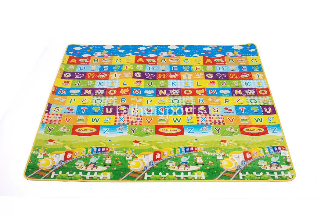 Gym Exercise Foam Floor Puzzle Mat , Picnic Play Mat Food Grade Non Slip Surface Multi-Purpose mat