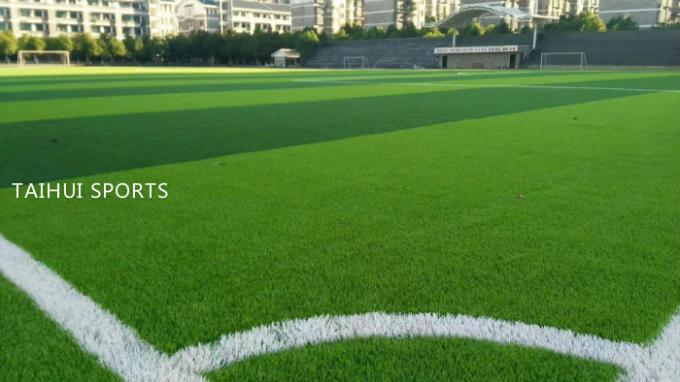 TPE Rubber artificial Synthetic Turf Infill Granule For Football Turf Pitch UVA UVB Testing At Food Safe Level 8